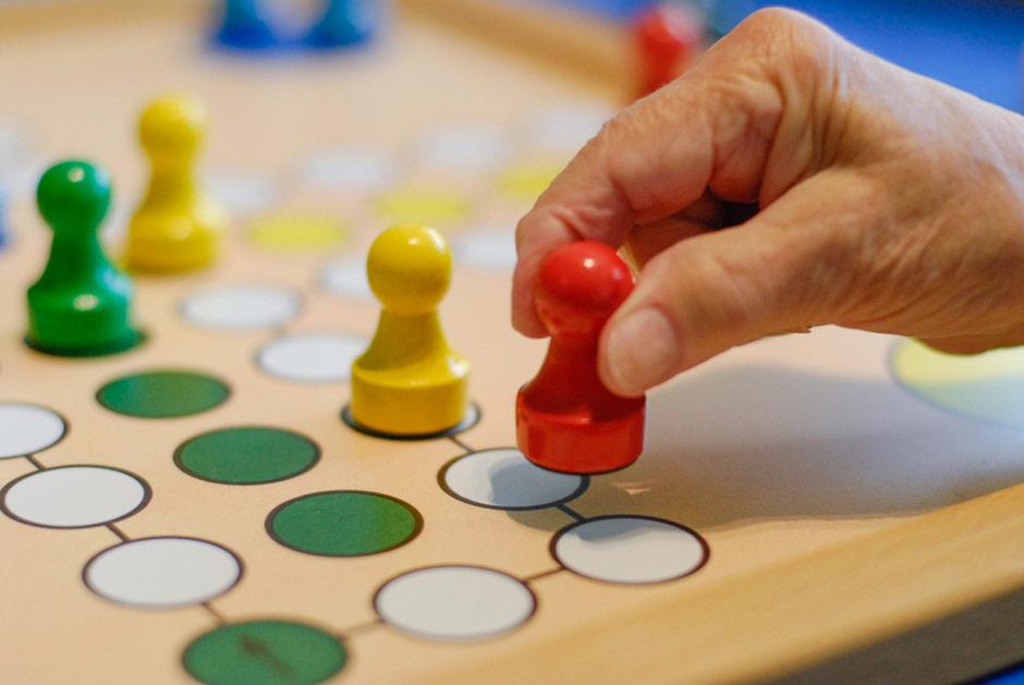 beschäftigungstherapie für senioren